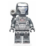 Lego Marvel Super Heroes 2013 War Machine  minifigure Iron Man 3 @sold@
